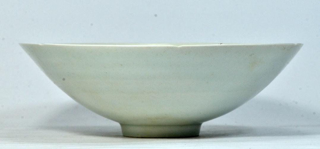 An Elegant Qingbai Bowl of Northern Song Dynasty