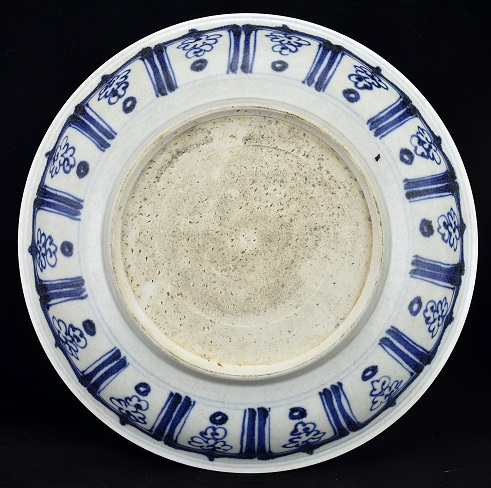 Dragon Plate, Yuan Dynasty