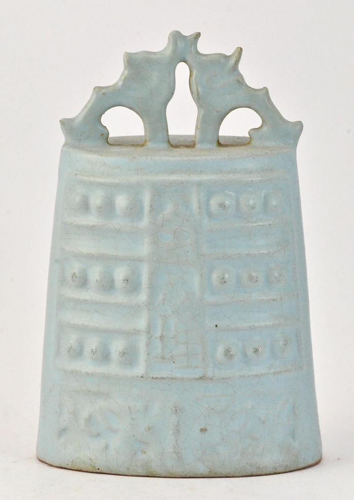 Guan Ware Dragon Bell Shape, Song Dynasty
