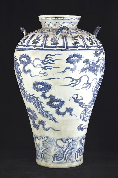 Yuan Dynasty, Dragon Meiping